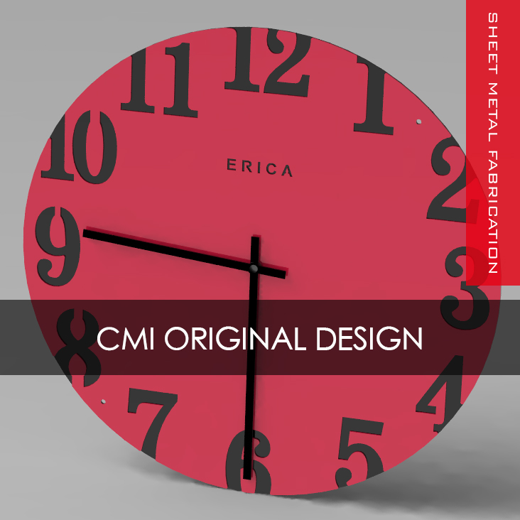 1.CMI CLOCK x 簡約時鐘